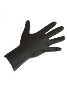 Γάντια νιτριλίου, υψηλής προστασίας,μακριά
